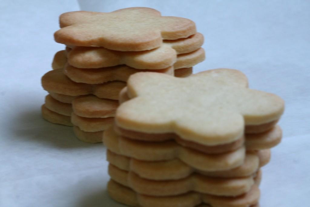 העוגיות - רגע לפני הפגישה עם הריבה