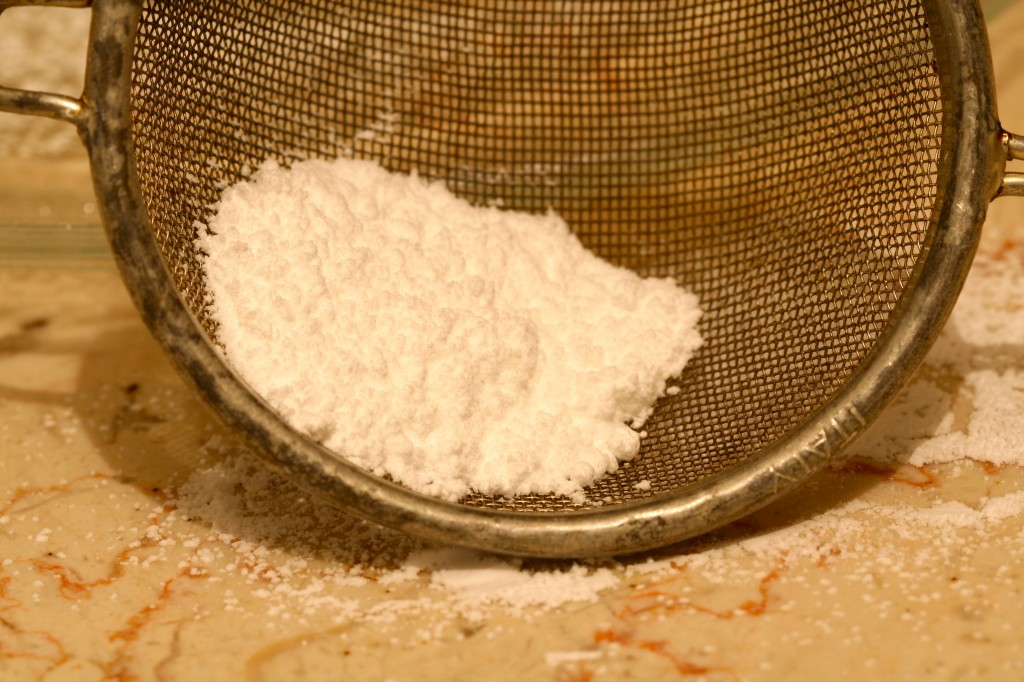 אבקת סוכר