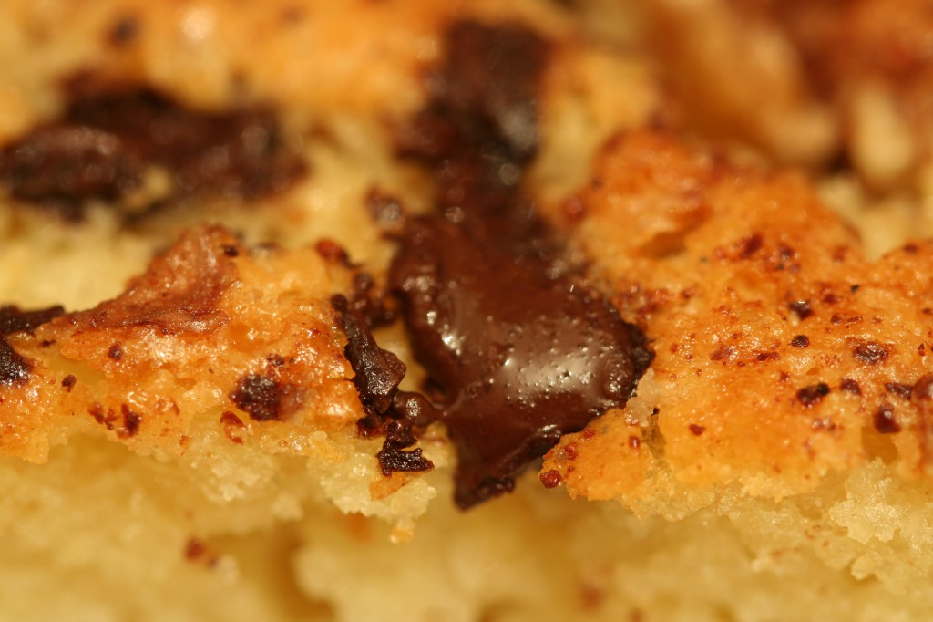השוקולד נמס, העוגה רכה. תענוג