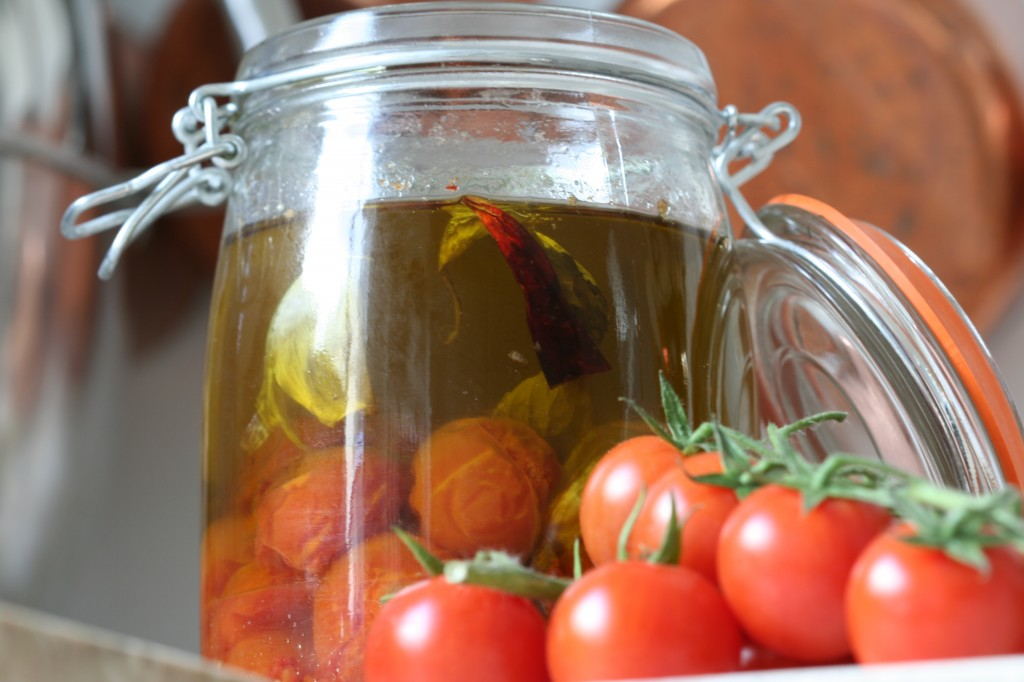 זהו, קונפי העגבניות מוכן